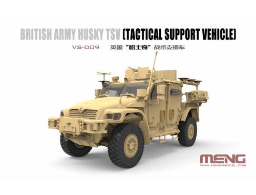 Meng British Army Husky TSV (Tactical Support Vehicle) 1:35 (VS-009)