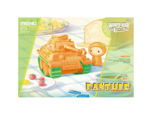 Meng Panther WW Toons Model Pinky (WWP-007)