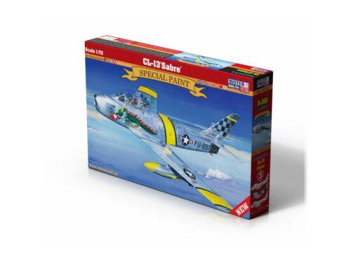 """Mirstercraft CL-13/F-86F """"SABRE"""" 1:72 (D-260)"""