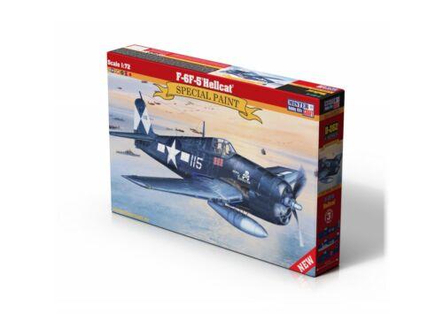 """Mirstercraft F-6F-5 """"Hellcat"""" 1:72 (D-262)"""