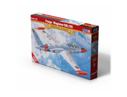 "Mirstercraft Fouga ""Magister"" CM.170 1:72 (D-264)"
