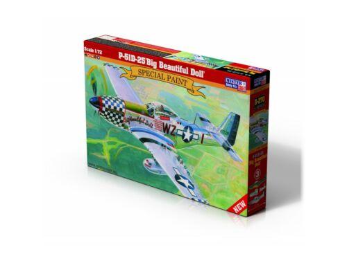 "Mirstercraft P-51D-25 ""Big Beautiful Doll"" 1:72 (D-270)"