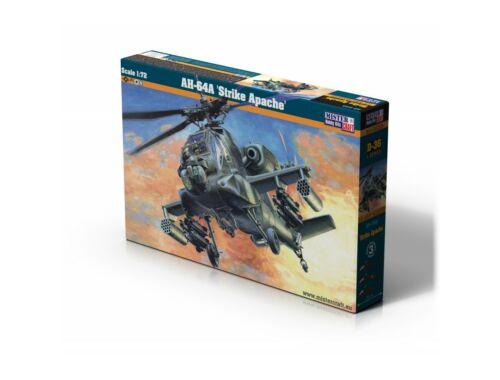 """Mirstercraft AH-64A """"Strike Apache"""" 1:72 (D-36)"""