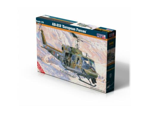 "Mirstercraft AB-212 ""European Forces"" 1:72 (D-54)"