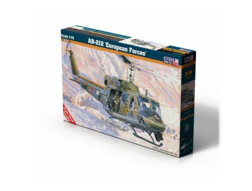 "Mirstercraft AB-212 ""European Forces"" 1:72 (D-54)"