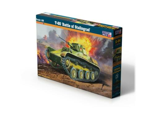 Mirstercraft T-60 Battle of Stalingrad 1:35 (E-04)
