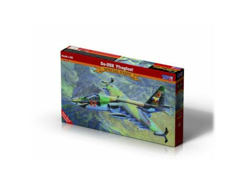 Mirstercraft Su-25K Frogfoot 1:72 (E-10)
