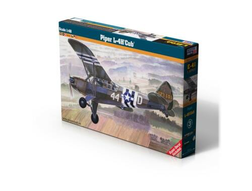 "Mirstercraft Piper L-4H ""CUB"" 1:48 (E-41)"