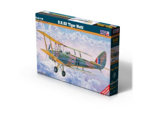 "Mirstercraft D.H. 82 ""Tiger Moth"" 1:48 (E-42)"