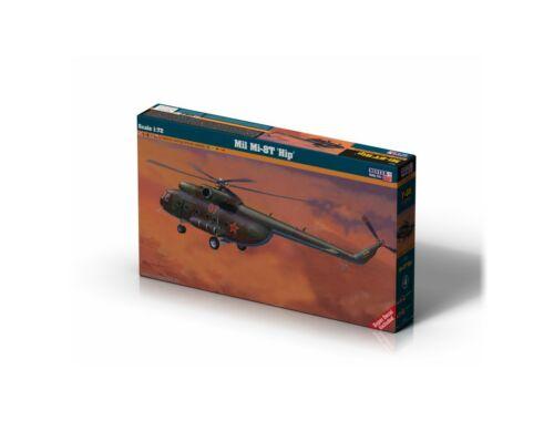 """Mirstercraft Mil Mi-8T """"HIP"""" 1:72 (F-05)"""