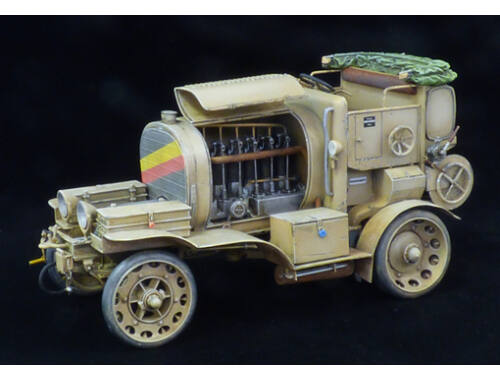 Plus Model Artilleriegeneratorwagen M-16 1:35 (454)
