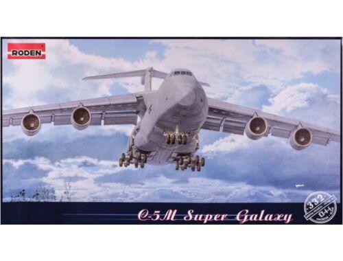 Roden Lockheed C-5M Super Galaxy 1:144 (332)