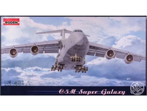 Roden Lockheed C-5M Super Galaxy 1:144 (332)