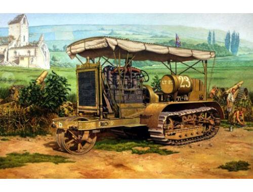 Roden Holt 75 Artillery tractor 1:35 (812)