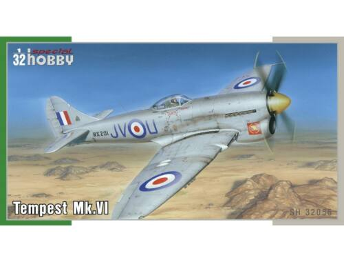Special Hobby Tempest Mk.VI 1:32 (32055)