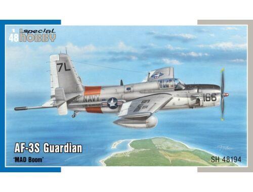 Special Hobby AF-3S Guardian 1:48 (48194)