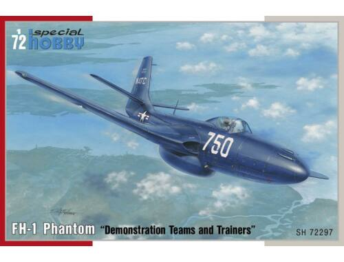 Special Hobby FH-1 Phantom Demonstration Teams and Trainers 1:72 (72297)