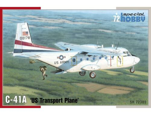Special Hobby C-41A 'US Transport Plane 1:72 (72385)