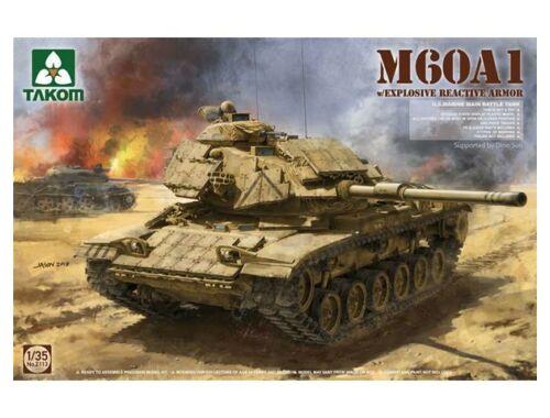Takom M60A1 w/ERA 1:35 (2113)