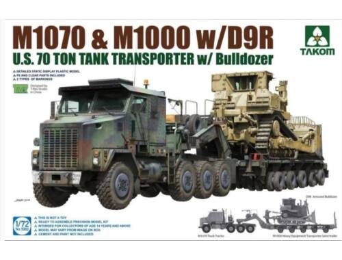 Takom U.S. M1070