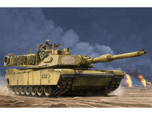 Trumpeter US M1A2 SEP MBT 1:16 (927)