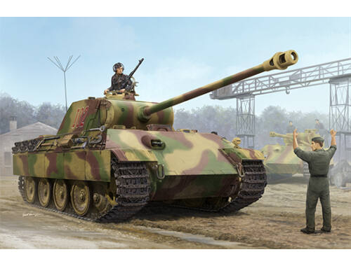 Trumpeter German Panther G 1:16 (00928)