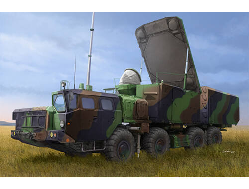 Trumpeter Russian 30N6E Flaplid Radar System 1:35 (1043)