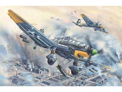 Trumpeter Junkers Ju-87D-5 Stuka 1:24 (02424)
