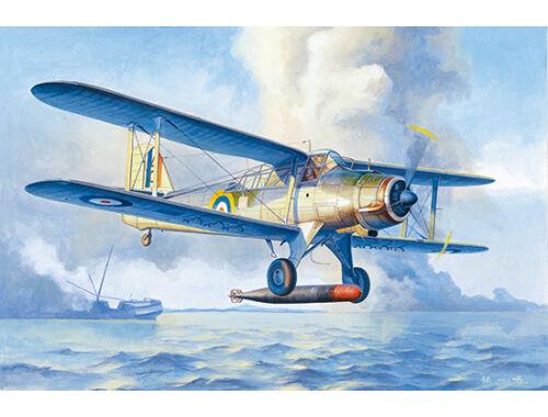 Trumpeter Fairey Albacore Torpedo Bomber 1:48 (02880)
