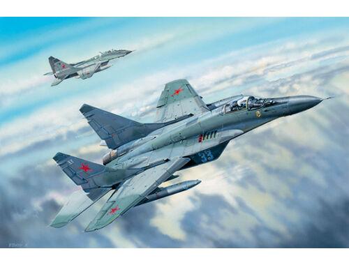 Trumpeter Russian MIG-29C Fulcrum 1:32 (03224)