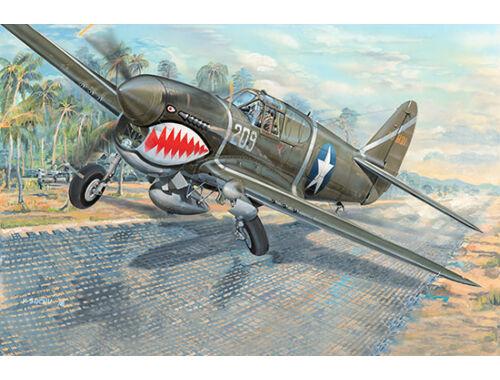 Trumpeter P-40F War Hawk 1:32 (03227)
