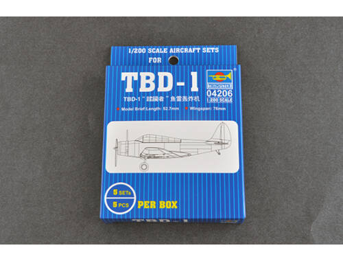 Trumpeter TBD 1:200 (04206)