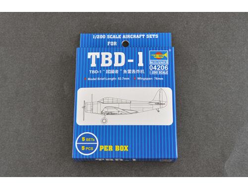 Trumpeter TBD 1:200 (4206)