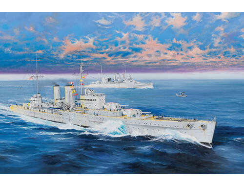 Trumpeter HMS Exeter 1:350 (5350)