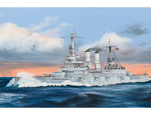 Trumpeter Schlewig-Holstein Battleship 1935 1:350 (05354)