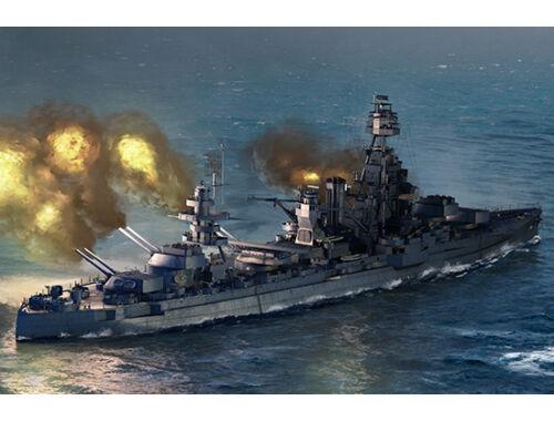 Trumpeter USS Texas BB-35 1:700 (6712)