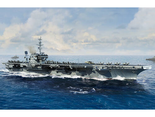 Trumpeter USS Kitty Hawk CV-63 1:700 (6714)