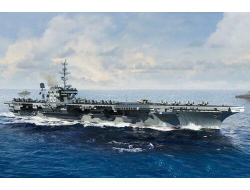 Trumpeter USS Kitty Hawk CV-63 1:700 (6714)