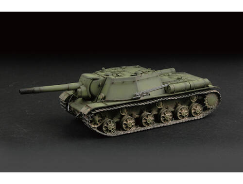 Trumpeter Soviet SU-152 Self-propelled Heavy Howitzer - Early 1:72 (07129)