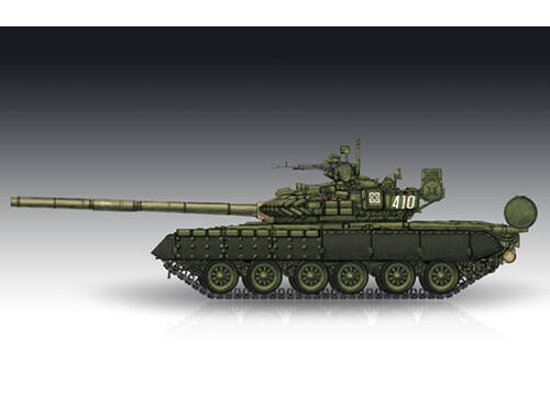 Trumpeter Russian T-80BV MBT 1:72 (07145)