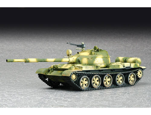 Trumpeter Russian T-62 Main Battle Tank Mod.1972 1:72 (7147)