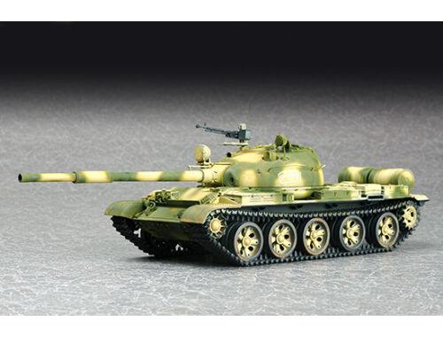 Trumpeter Russian T-62 Main Battle Tank Mod.1972 1:72 (7147)