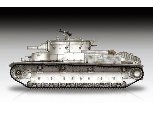 Trumpeter Soviet T-28 Medium Tank (Riveted) 1:72 (7151)