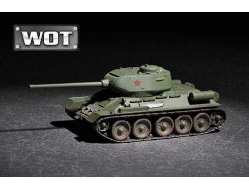 Trumpeter T-34/85 1:72 (07167)