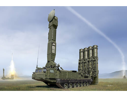 Trumpeter Russian S-300V 9A83 SAM 1:35 (9519)