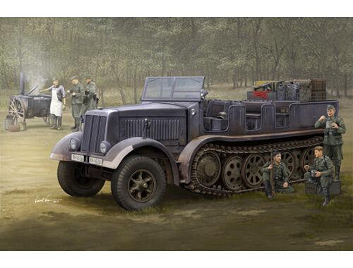 Trumpeter Sd.Kfz.8(DB9)Half-Track Artillery Tractor 1:35 (9538)