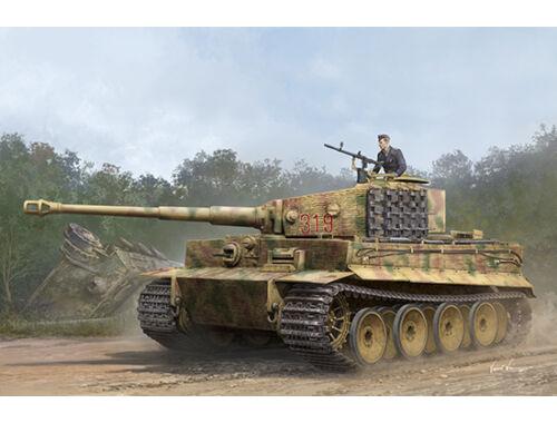 Trumpeter Pz.Kpfw.VI Ausf.E Sd.Kfz.181 Tiger I (Medium Prod.)w/Zimmerit 1:35 (09539)