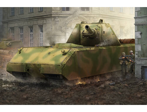 Trumpeter-09541 box image front 1