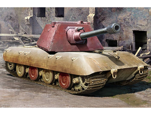 Trumpeter E-100 Heavy Tank -Krupp Turret 1:35 (09543)