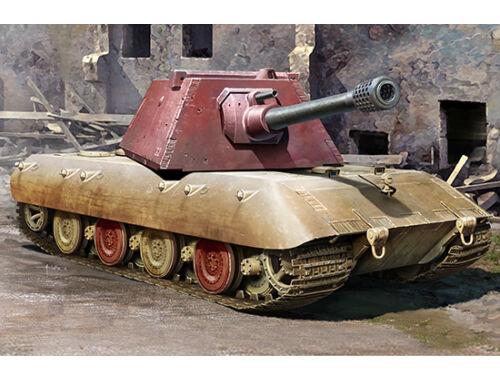 Trumpeter E-100 Heavy Tank -Krupp Turret 1:35 (9543)